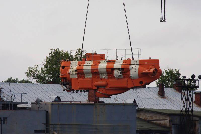 해군 수색 및 구조 시스템의 개발 개념이 승인되었습니다.