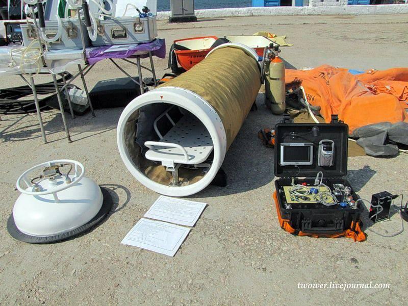 Утверждена Концепция развития системы поисково-спасательного обеспечения ВМФ