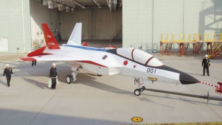 Japan's Ministry of Defense denied data on ATD-X prototype tests scheduled for 2015 year