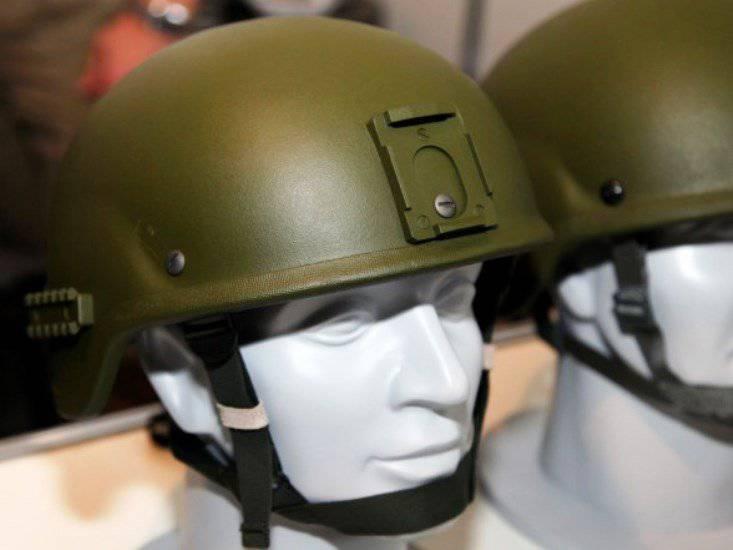 Экипировка «Ратник» будет дополнена специальным шлемом