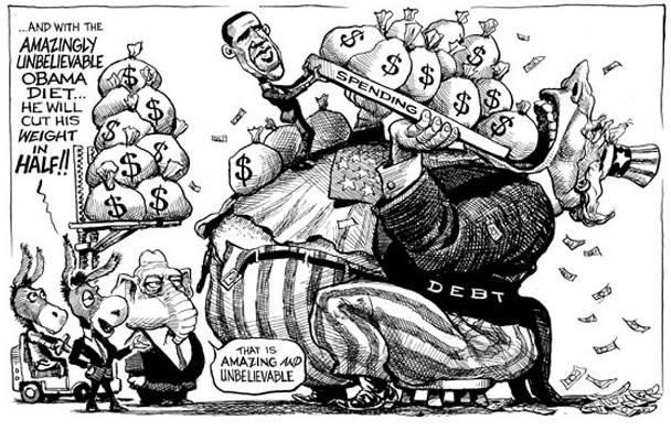 Коррупция разъела Белый дом, или Барак Обама и все-все-все