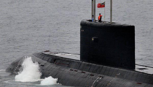 В боевой состав ВМФ России войдет дизель-электрическая подводная лодка «Новороссийск»