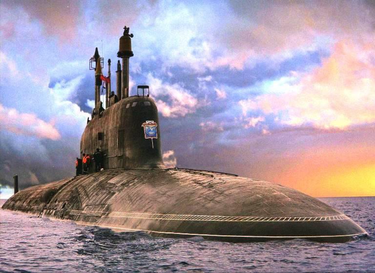 АПЛ «Владимир Мономах» войдёт в состав флота до конца года