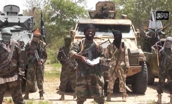 """बोको हराम के आतंकवादी नाइजीरिया में """"इस्लामिक खिलाफत"""" के निर्माण की घोषणा करते हैं"""