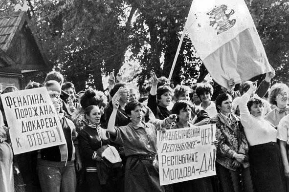 Moldawien und die russische Welt: Wie der moldawische Nationalismus zu einem Selbstmordinstrument im Kampf gegen die russische Zivilisation geworden ist