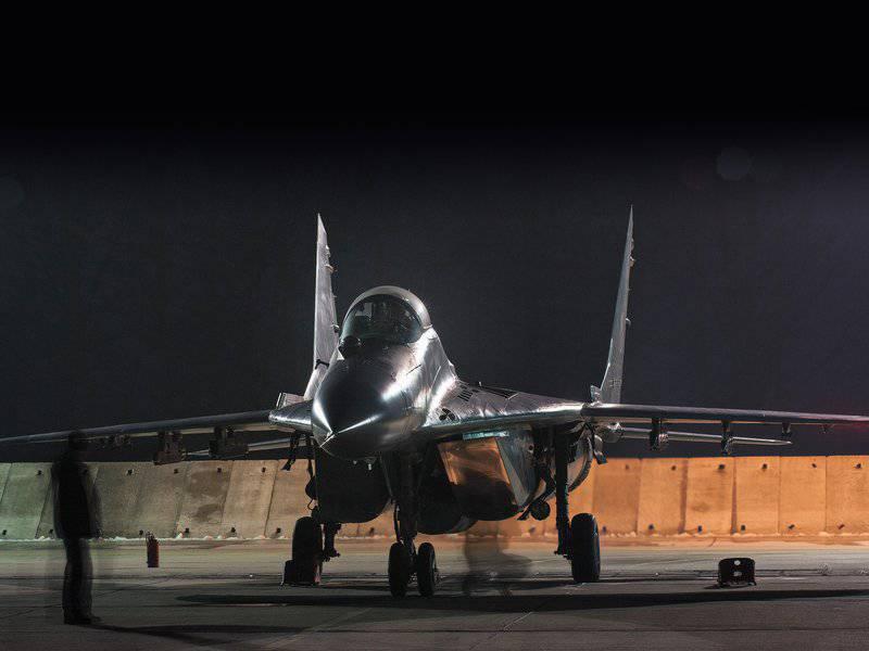 """Правда о МиГ-29 (""""Air & Space"""", США)"""