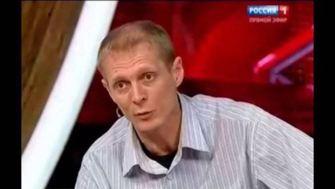 """खार्किव राजनीतिक कैदी मकरेविच की ओर मुड़े: उन लोगों का शुक्रिया, जिन्होंने """"मोस्कल चाकू"""" चिल्लाया!"""