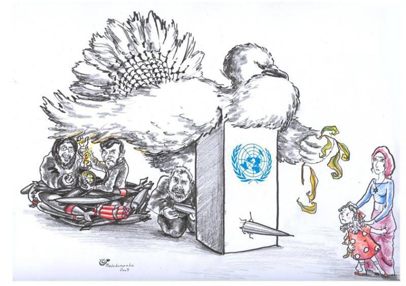 Неполное прозрение мирового сообщества