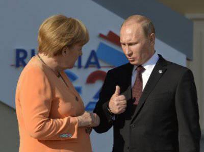 Немецкий поворот на восток?