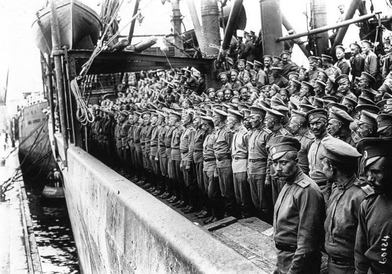 О готовности Российской империи к Первой мировой войне