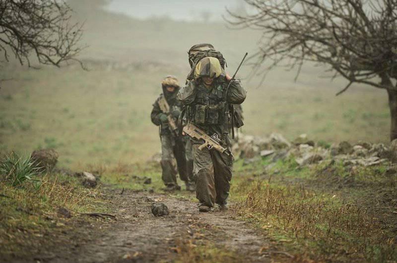Тактические разгрузочные системы израильской армии