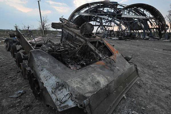 О потерях Украины