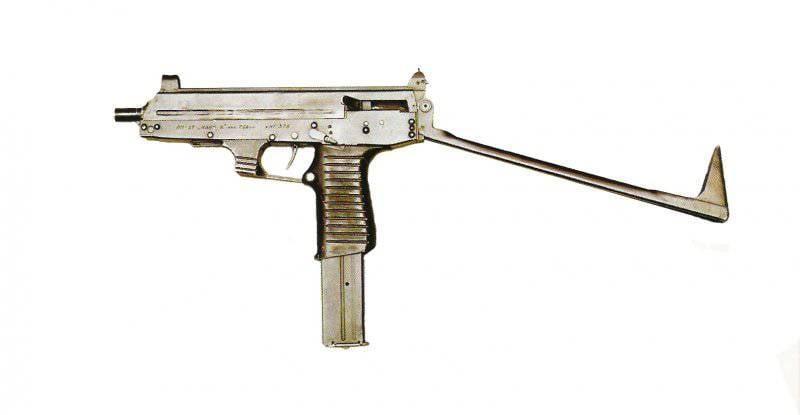 Пистолеты-пулеметы семейства «Клин»