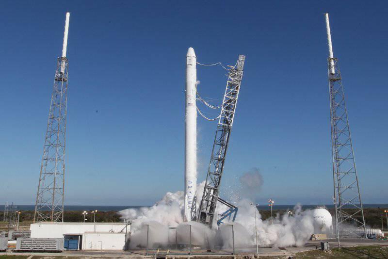 США хотят найти замену космическим кораблям «Союз