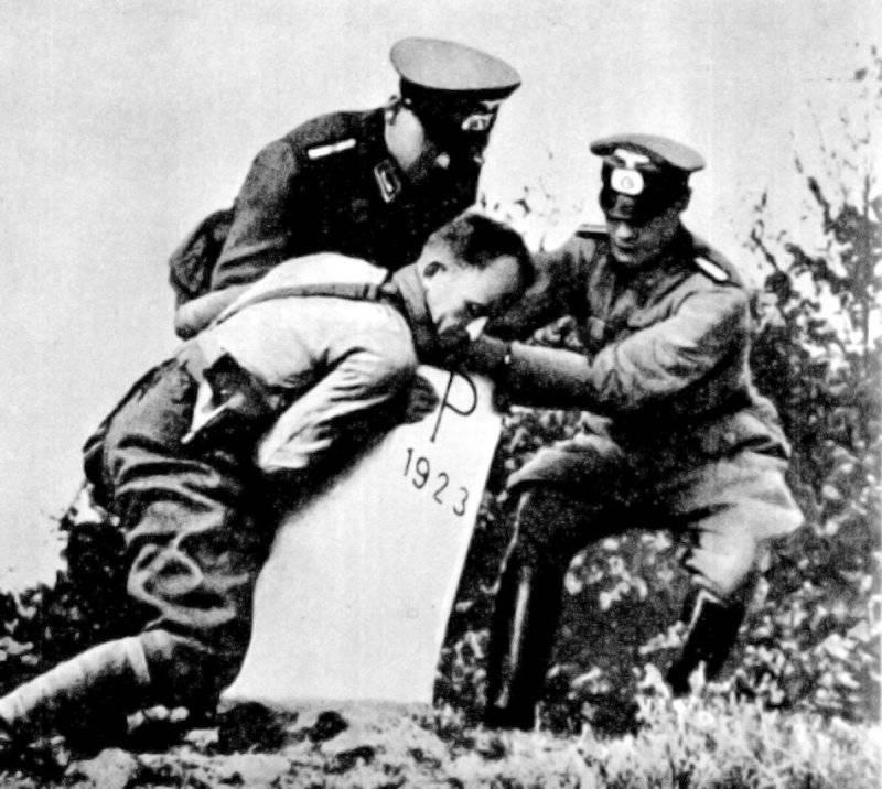 Смертный приговор II Речи Посполитой подписали сами поляки