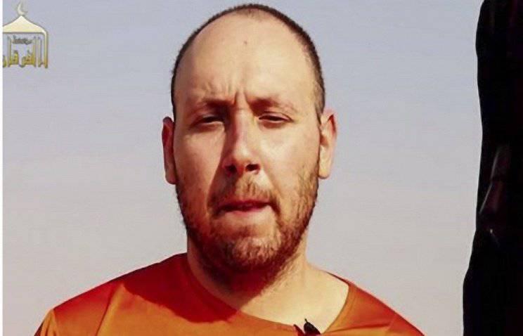 Боевики «Исламского государства» казнили еще одного американского журналиста - Стивена Сотлоффа