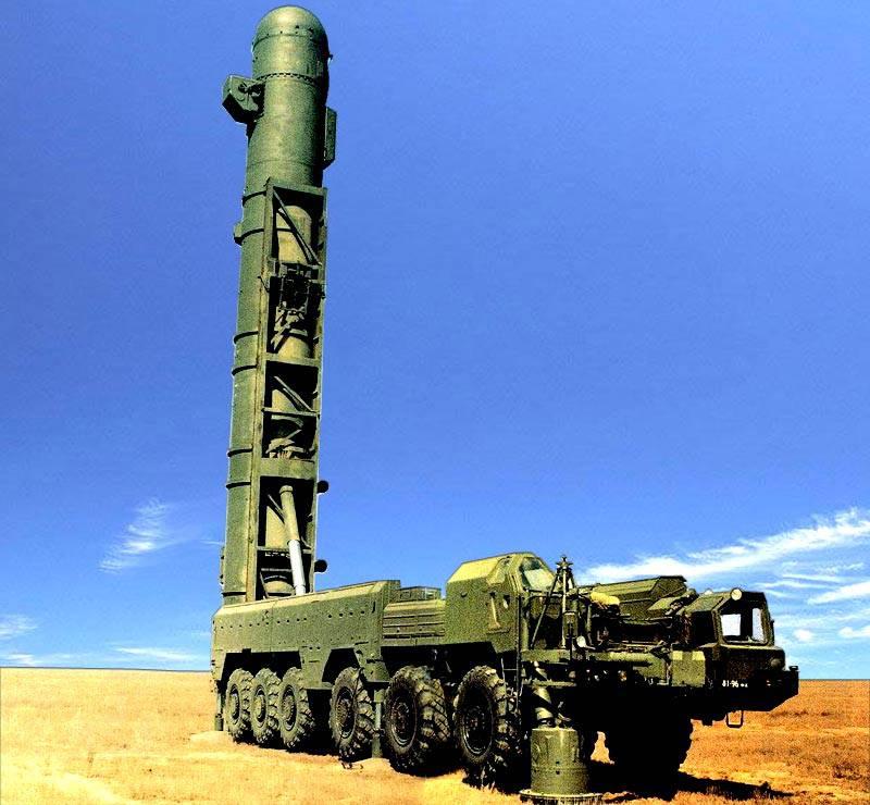 RSD-10「パイオニア」ミサイルシステム