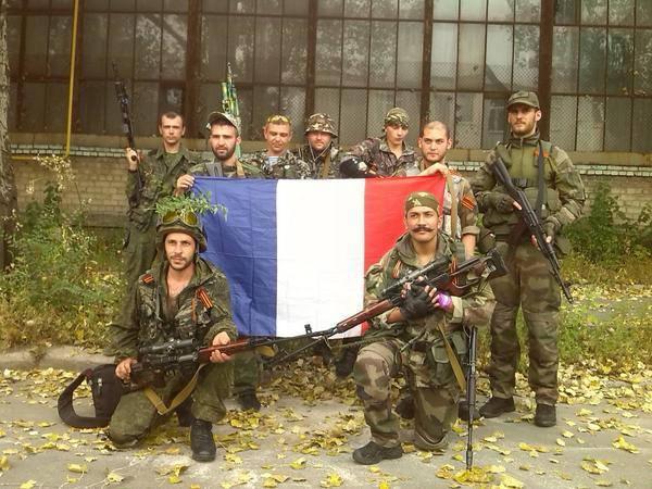 Relatórios da milícia da Nova Rússia para 4 Setembro 2014 do ano