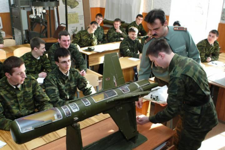 러시아 예비군을위한 새로운 훈련 시스템 출시