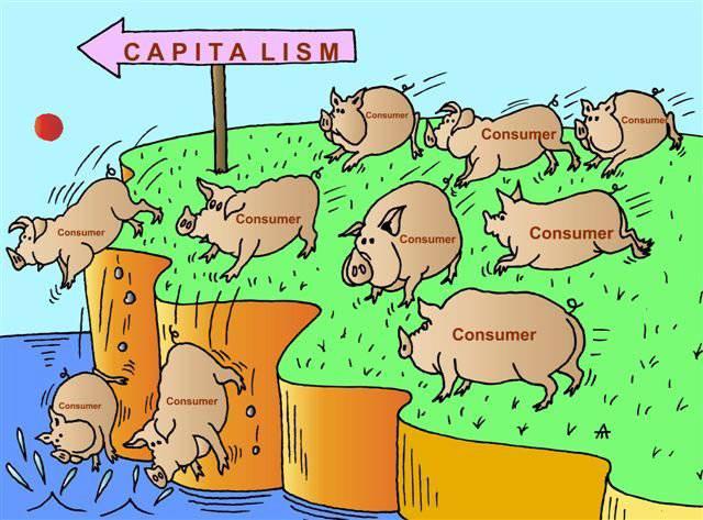 Десять главных причин ненавидеть капитализм