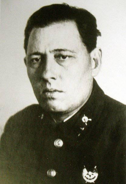 Михаил Варфоломеев, первый командир Ростовского стрелкового полка народного ополчения