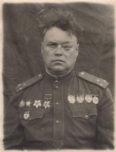 Порфирий Штахановский, политкомиссар Ростовского стрелкового полка народного ополчения