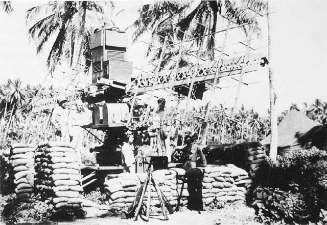 Японские зенитные средства ПВО в годы Второй мировой. Часть 2-я