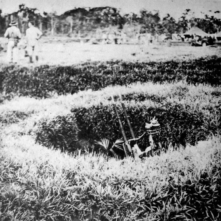 Японские зенитные средства ПВО в годы Второй мировой. Часть 1-я