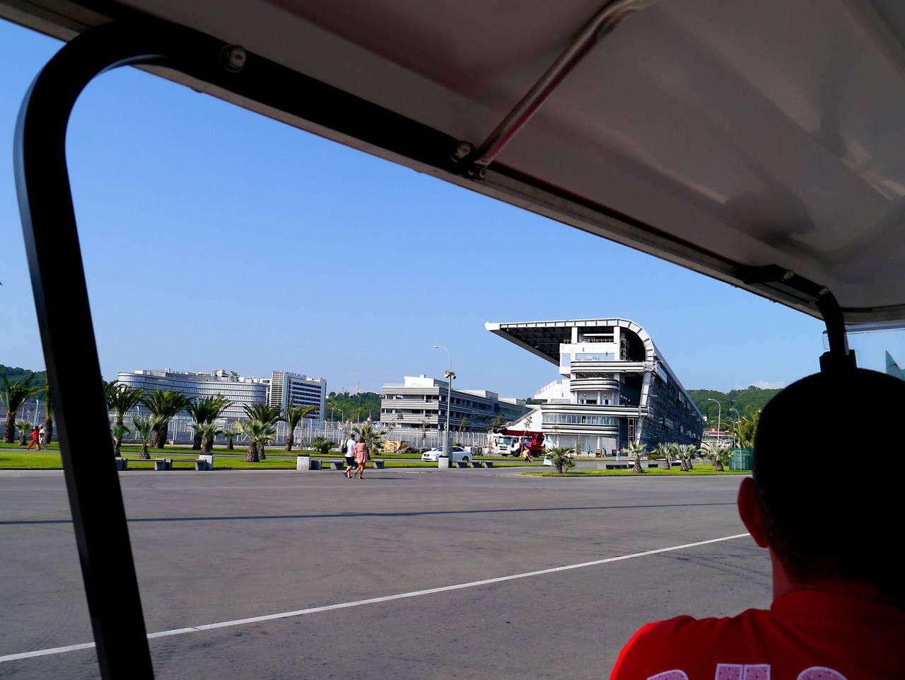 Pit Lane et VIP Formula 1