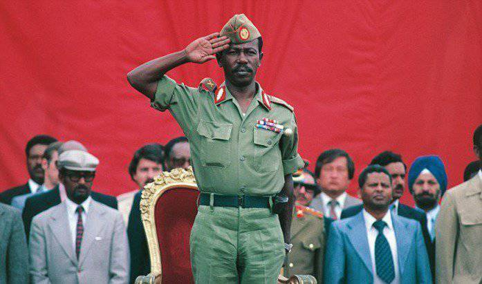 "Forty years of the Ethiopian revolution: how ""red officers"" overthrew the ""king of kings"" and what came of it"