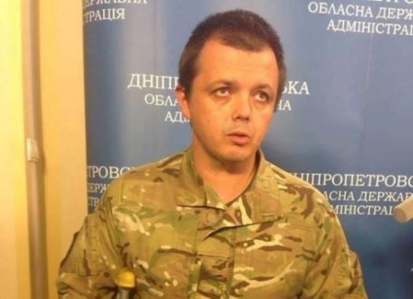 """Семенченко собирается сколотить """"новую армию"""" Украины на деньги США"""