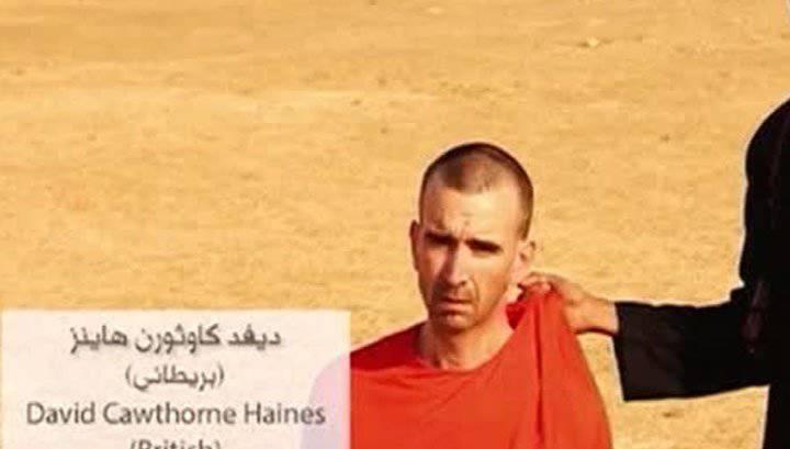 Великобритания пообещала отомстить за убийство Дэвида Хэйнса