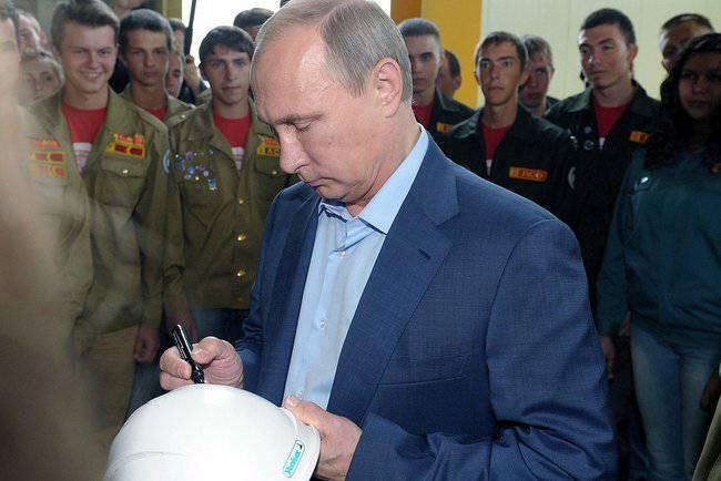 Путин должен стать новым Сталиным! Часть 2