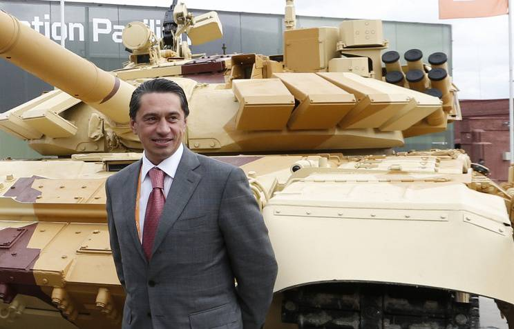 "News of the project ""Armata"""