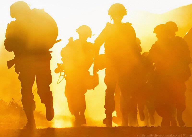 100 Migliaia di militari sono portati in pronto combattimento in Estremo Oriente