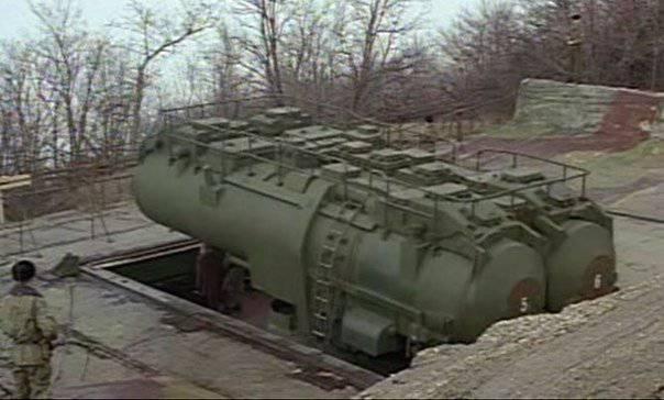 """Il famoso oggetto """"Sopka"""" è tornato in servizio"""