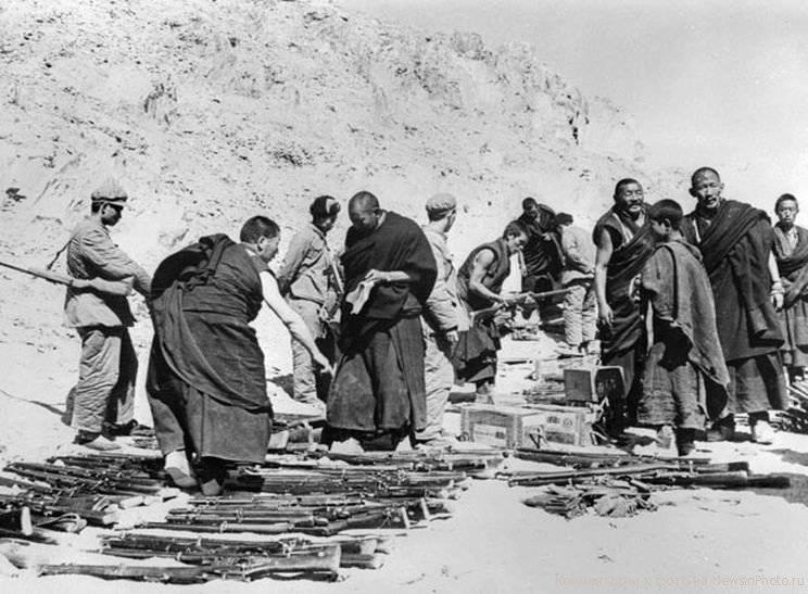 Китай с тибетским вопросом: Какие решения?