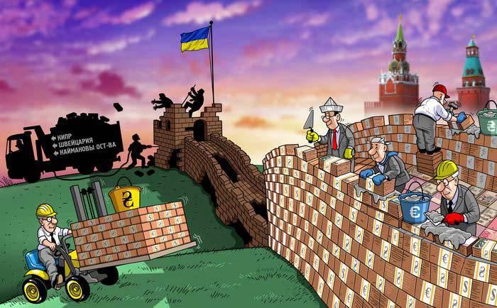 """На """"Стіну Яценюка"""" витратили вже 1,3 млрд грн, - Держприкордонслужба - Цензор.НЕТ 6986"""