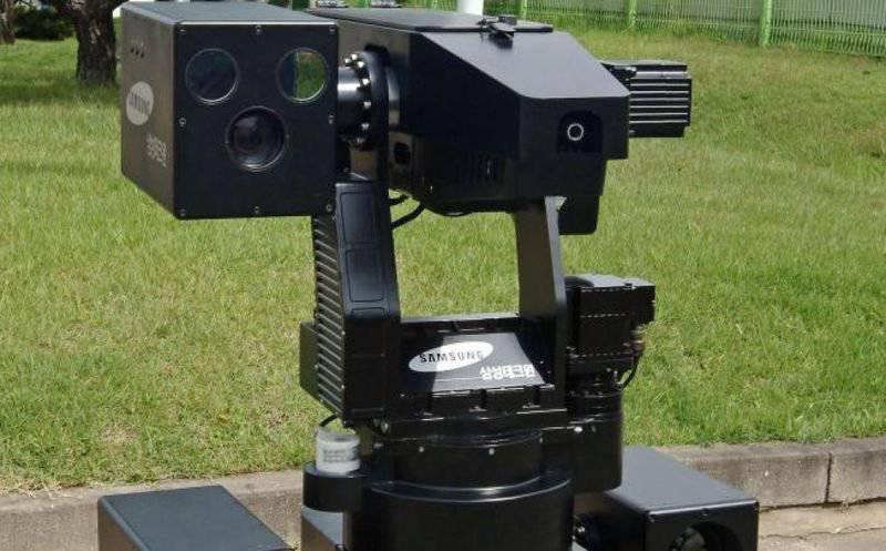 Robot Guard Samsung SGR-A1 sarà in servizio nella zona demilitarizzata coreana