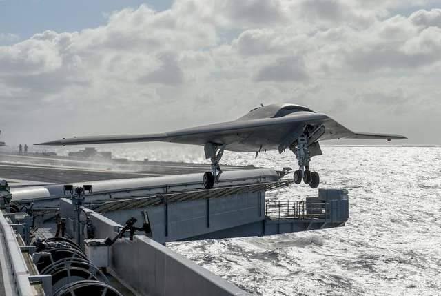 US Navy va prendre trois décisions majeures