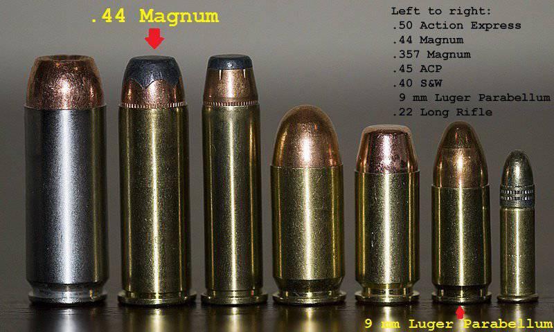 Magnum  44, Клинт Иствуд и другие большие » Военное обозрение
