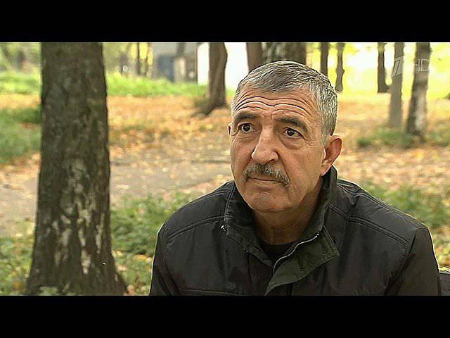 オデッサ警察Dmitry Fuchedzhiの元副首長がChannel Oneにインタビューを行いました