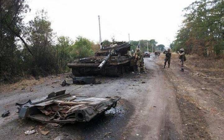 Украинские силовики потеряли на Донбассе более 21 тысячи человек