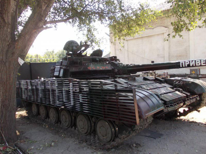 Новая модернизация Т-64БВ