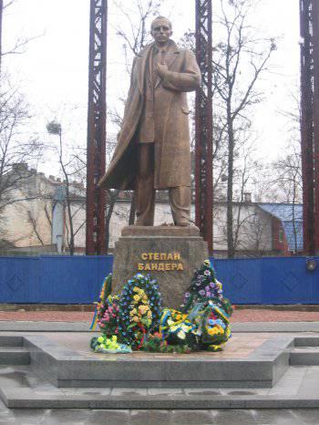 Степан Андреевич Бандера — герой не моего романа