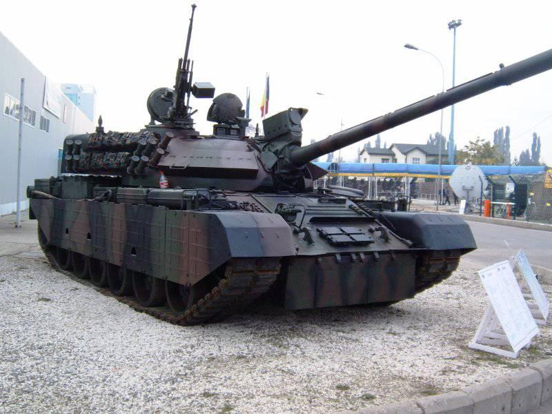 Румынские модернизированные Т-55 побили на учениях американские «Абрамсы»