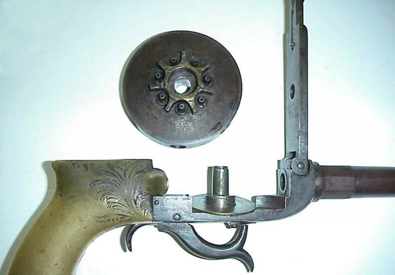 Револьвер Джона Кохрэйна