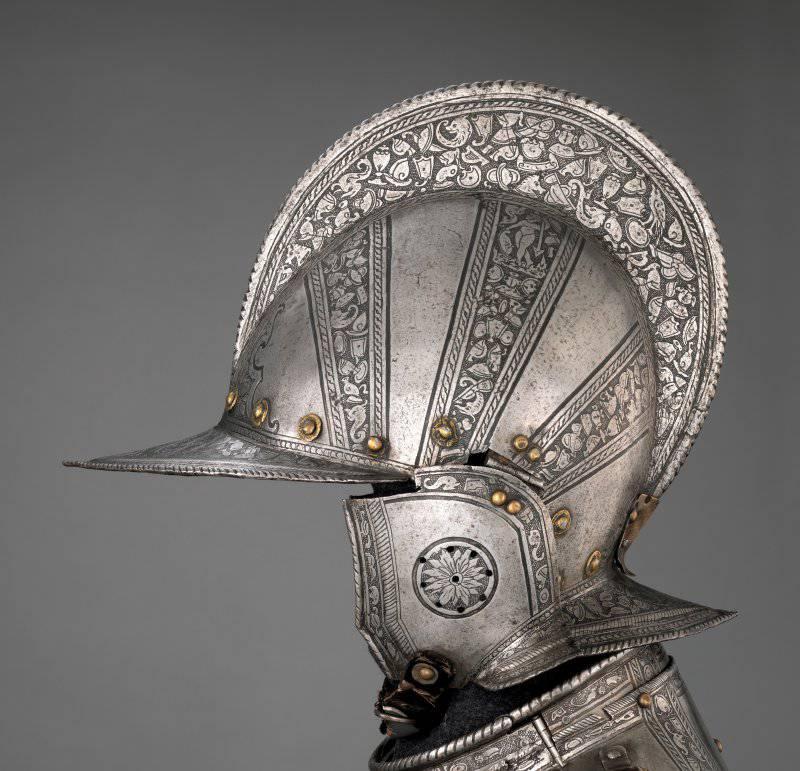История боевых шлемов в Западной Европе: от раннего средневековья до раннего Нового времени. Часть II