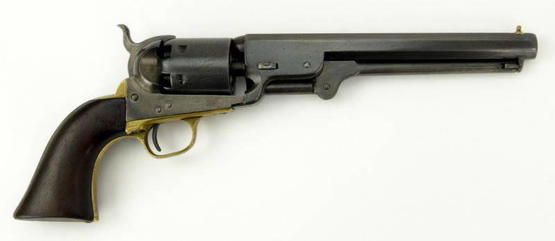 Револьвер Colt Navy 1851