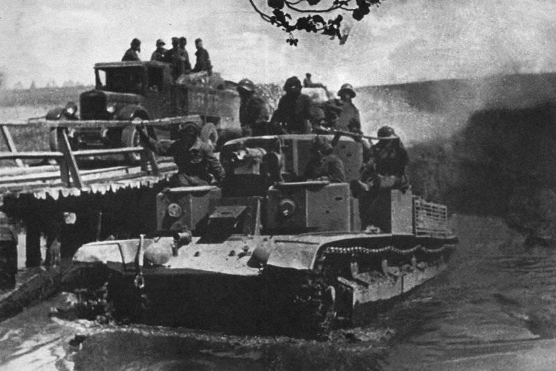 Многобашенные танки СССР. Часть 2. Средний танк Т-28